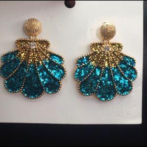 Brand new mermaid earrings